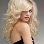 sarı saç cazibesi 150x150 Sarı Saç Modelleri
