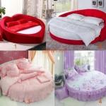 yuvarlak yatak