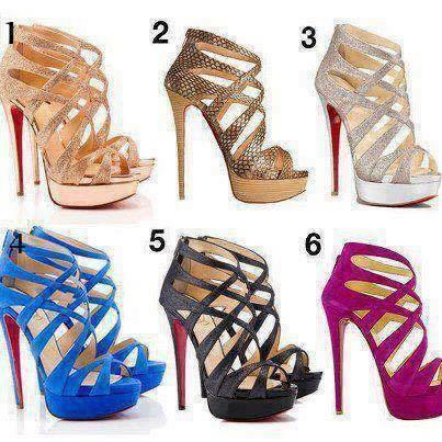 Şık Ve Modern Ayakkabı Modelleri