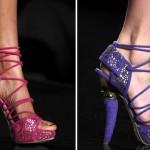 2011 Yazlık Topuklu Ayakkabı modelı