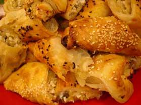 Beyaz Lahana Böreği, Beyaz Lahana Böreği Tarifi, Resimli Oktay Usta Beyaz Lahana Böreği Tarifi Yapılışı