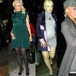 Cok Modern Hamıle Kıyafetlerı 150x150 Hamilelik Abiye Elbise Modeli
