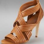 Kahverengı Yenı Sezon Ayakkabı Modellerı