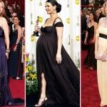 Unluluerın Hamılet Kıyafet Modası 150x150 Hamilelik Abiye Elbise Modeli