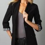 Uzun Blazer Ceket Ornekleri