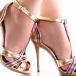 Yazlık Topuklu Ayakkabı Orneklerı