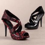 Yenı Sezon Yuksek Topuklu Ayakkabı Modelı