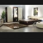 Zebrano Papagi Yatak Odasi Takimi 150x150 Zebrano Yatak Odası Takımları Modelleri
