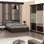 Zebrano Venge Yatak Odası 150x150 Zebrano Yatak Odası Takımları Modelleri