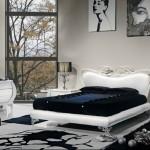 Zebrano Yatak odası modeli 150x150 Zebrano Yatak Odası Takımları Modelleri