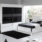 Zebrano spor Yatak Odasi Modeli 150x150 Zebrano Yatak Odası Takımları Modelleri