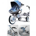 İlginc Bebek Araba Modelleri