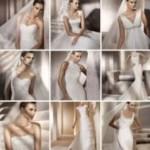 2012 Cesitli Pronovias Gelinlik modelleri