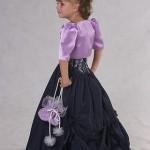Cocuk Abiye Elbise Modeli