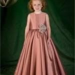 Kiz cocuk Abiye Elbise Modeli