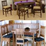 ahsap mutfak kose koltuk modelleri cesitleri