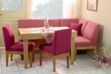 Pembe luks mutfak kose takimlari modelleri for Ideal mobilya corbeil