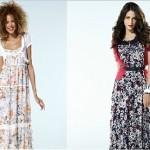 defacto yazlik elbise modelleri
