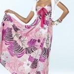 defacto yazlik elbise tasarim modelleri