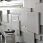 3 boyutlu beyaz fayans modelleri