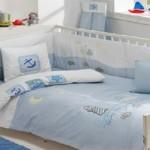 mavi linens uyku seti ornek modelleri