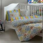 renkli linens bebek uyku seti modelleri