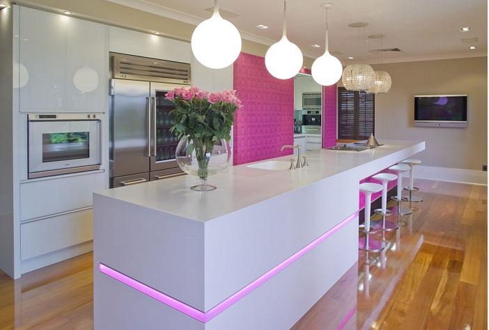 Modern Ankastre Mutfak Dolabı Modelleri