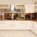 krem mutfak ankastre dekorayon modelleri
