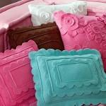 renkli dekoratif yastik ornekleri