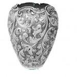 yeni sezon gumus vazo modelleri