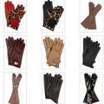 birbirinden farkli deri bayan eldiven ornekleri