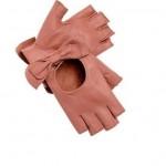 pudra pembesi deri bayan eldiven modelleri