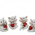 kedi seklinde cok guzel biblo modelleri