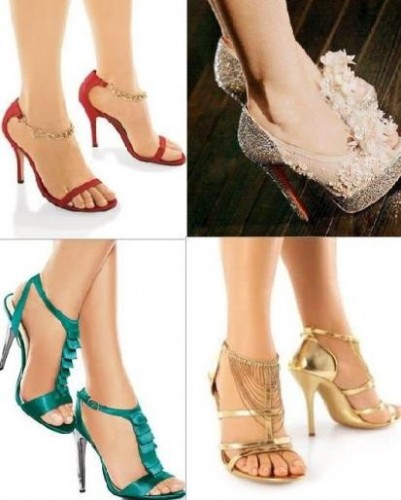cok sik ve zarif bayan ayakkabi modelleri