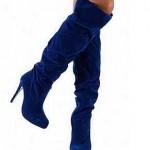 lacivert 2013 cizme modelleri