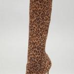leopar 2013 topuklu bayan cizme ornekleri