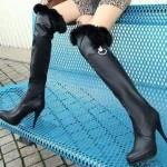 yeni moda 2013 uzun cizme modelleri