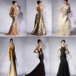 Şık Abiye elbise modelleri