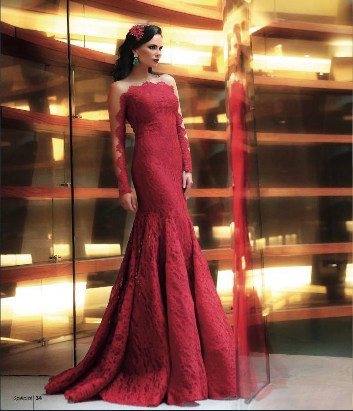 kırmızı abiye elbise modelleri 183 kadınlarplatformucom