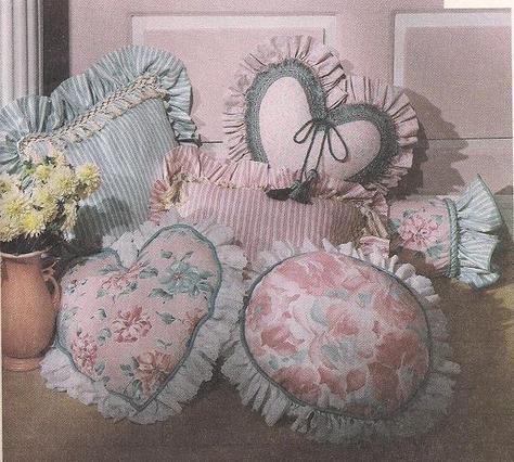 Kalpli dekoratif yastık modelleri