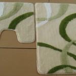 Yeşil krem klozet takımı modeli