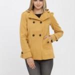 hardal sarısı lcw bayan mont modeli 150x150 LCW Bayan Mont Modelleri