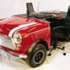 kırmızı araba tasarımlı çalışma masası modeli