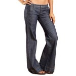 klasik bayan kot pantolon modeli
