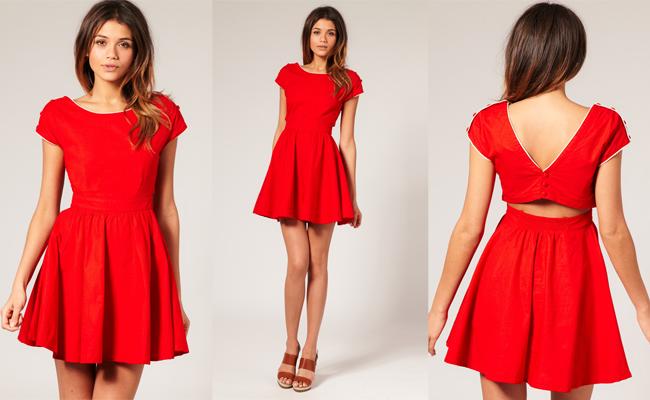 Baharlık En Güzel Elbise Modelleri