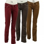 rengarenk trend bayan kot pantolon modelleri