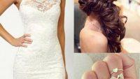 2014 Bayan Dantel Elbise Modelleri