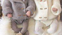 Pembe Kız Bebek Hırka Modelleri