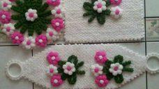 Çiçek Detaylı Lif Modelleri