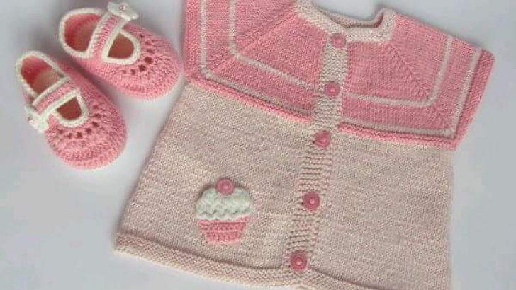 Şahane bebek örgüleri fikirleri